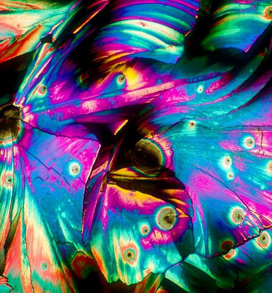 Spirits And Cocktails That Look Absolutely Kickass Under The Microscope (32 pics)