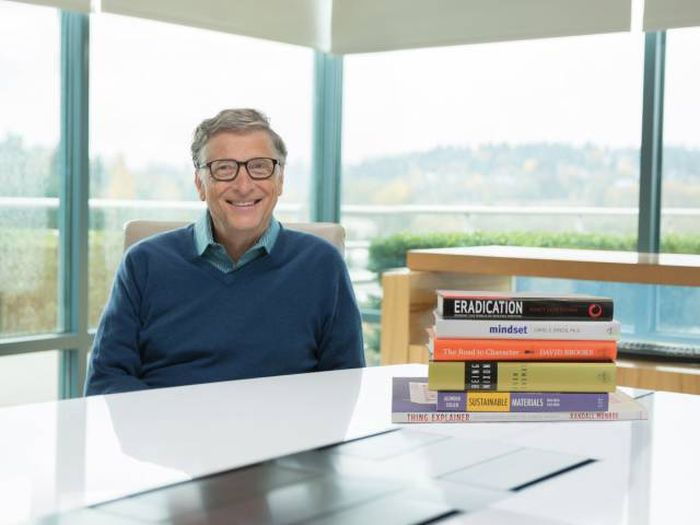 Impressive Facts You Probably Didn't Know About Bill Gates (17 pics)