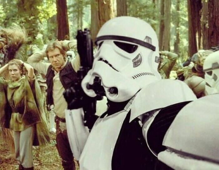 Funny Star Wars Pics That Will Instantly Improve Your Day (24 pics)