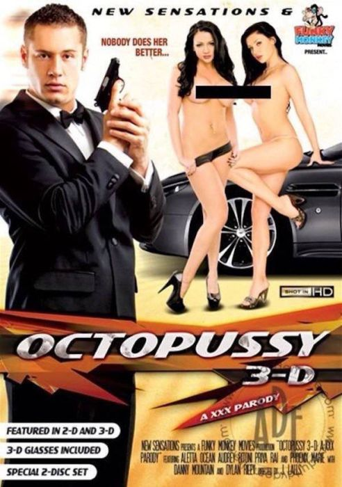 When Famous Movies Get Turned Into Porn Parodies (27 pics)