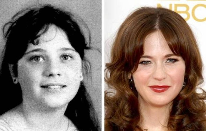 Celebrities Prove That High School Pictures Are Always Awkward (23 pics)