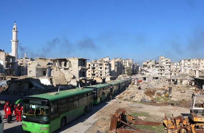 Idlib Is Quickly Becoming The Next Aleppo (11 pics)