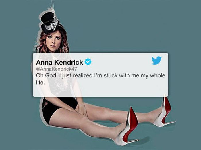 Anna Kendrick Owned Twitter In 2016 (27 pics)