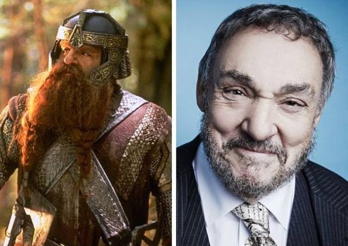 Here's What The Cast Of Lord Of The Rings Looks Like 15 Years Later (16 pics)