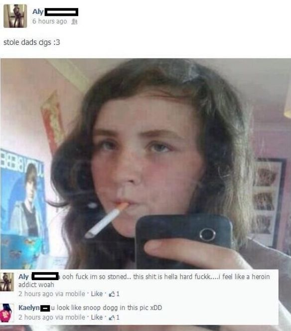 Middle School Kids That You Definitely Shouldn't Mess With (13 pics)