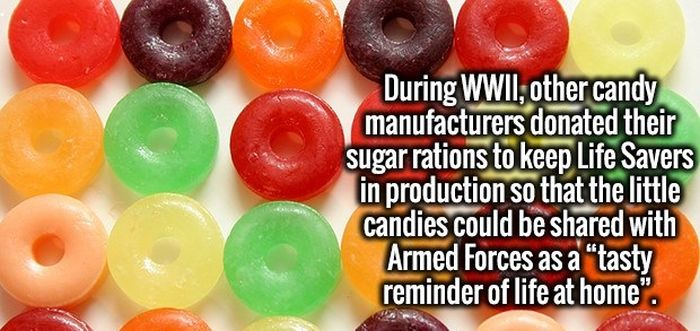Completely Random And Fascinating Facts That Will Amuse You (27 pics)