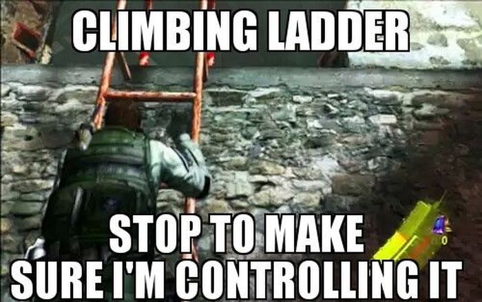 Amusing Gaming Pics And Memes That Will Delete Your Boredom (45 pics)
