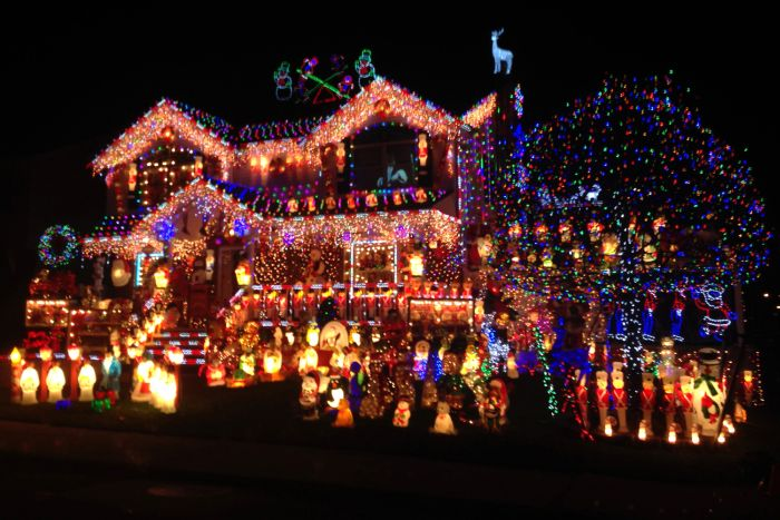 People That Went All Out For Christmas (20 pics)