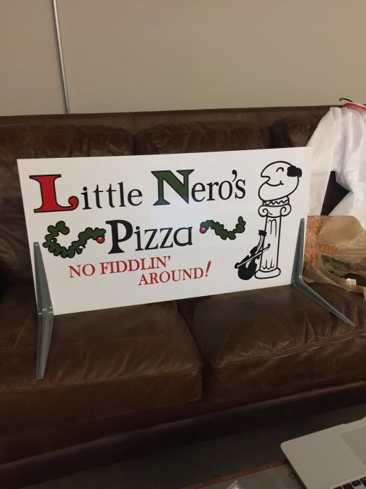 Fans Recreate The Little Nero's Pizza Car From Home Alone (13 pics)