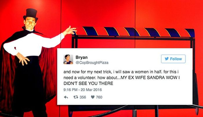 Tweets About Exes That Are Hilarious And True (24 pics)
