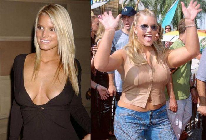 Celebrities Who Definitely Haven't Aged Gracefully (12 pics)