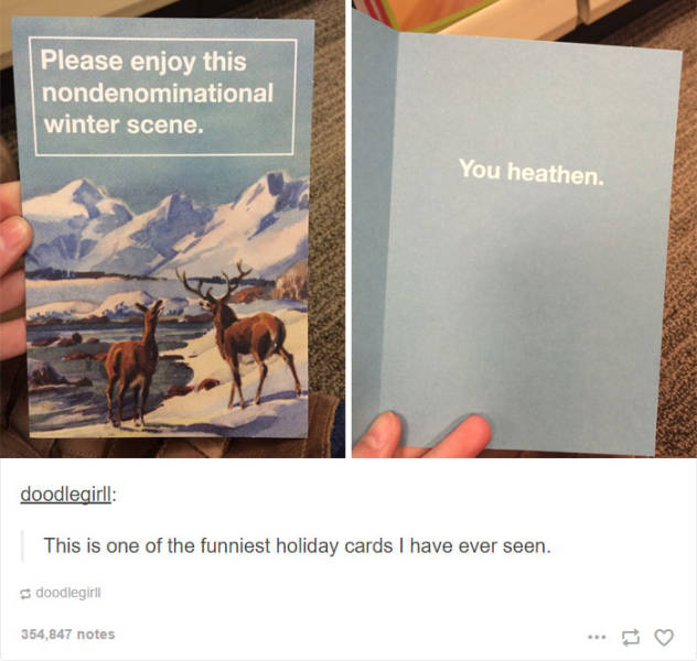 Everybody Needs A Little Christmas Themed Laughter Around The Holidays (40 pics)