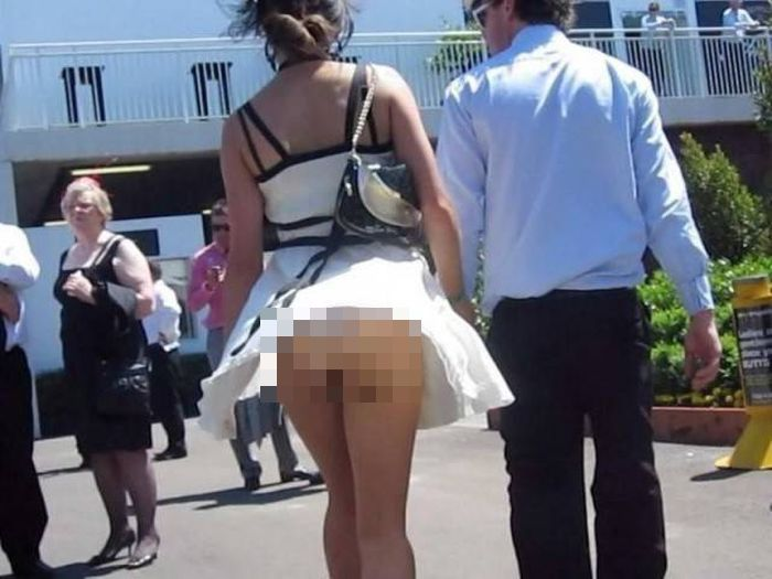 Sometimes A Little Wind Creates A Sexy Situation (41 pics)