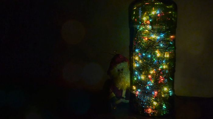 The Perfect DIY Lamp For The Holidays (13 pics)
