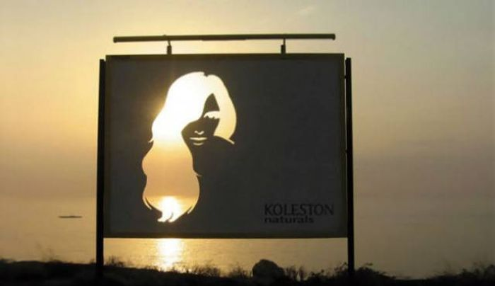 When Advertisements Become Art (26 pics)