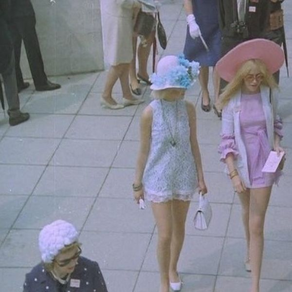 Vintage Photos Show What Fashion Was Like In England During the 60s (24 pics)