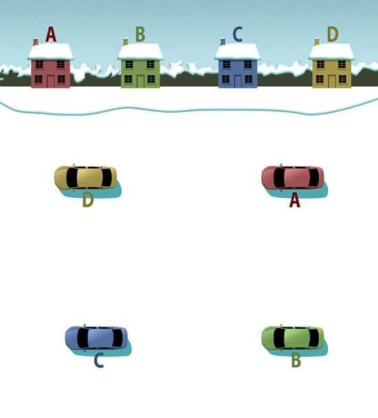 Find Out If You Can Solve This Tricky Christmas Puzzle (2 pics)