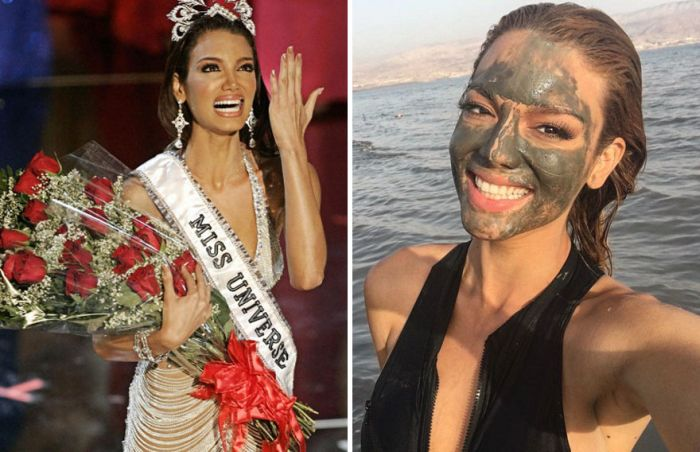 Stunning Beauty Queens On The Catwalk And In Real Life (20 pics)