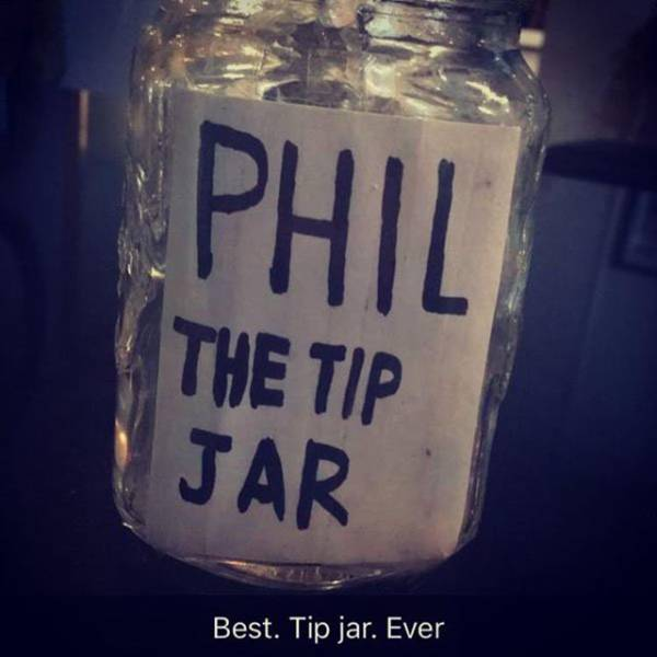 Creative Tip Jars That Deserve To Make All The Money (28 pics)