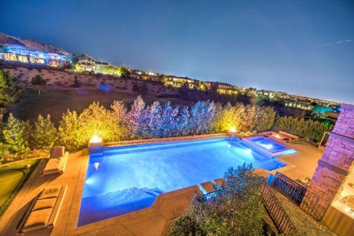 Dan Bilzerian's Las Vegas Bachelor Pad Is Now On The Market (28 pics)