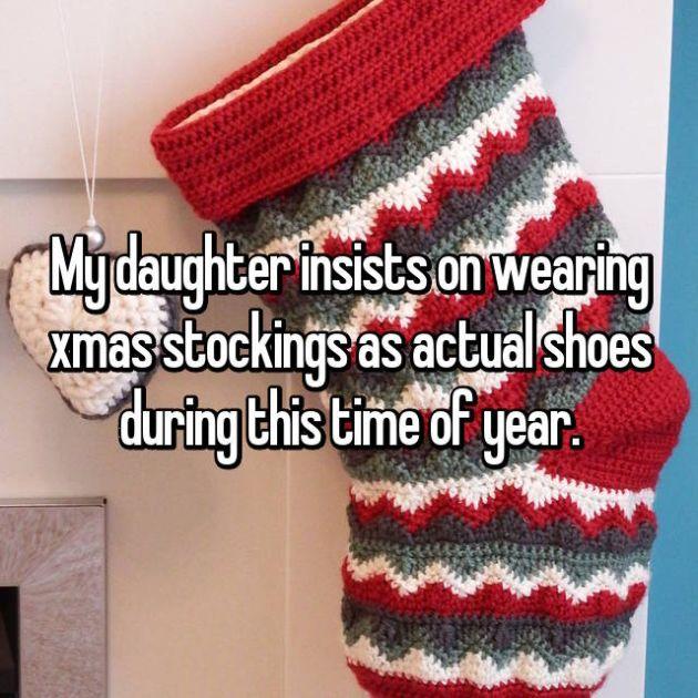 Kids Who Definitely Take Christmas Way Too Seriously (18 pics)