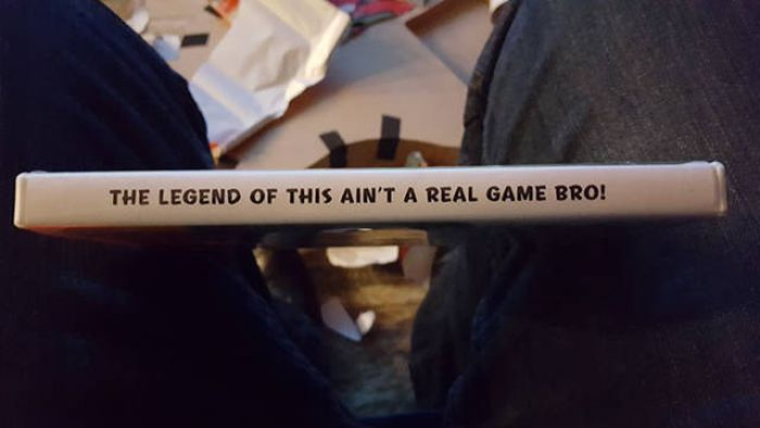 This Guy's Brother Is Awesome At Making Surprising Presents (7 pics)