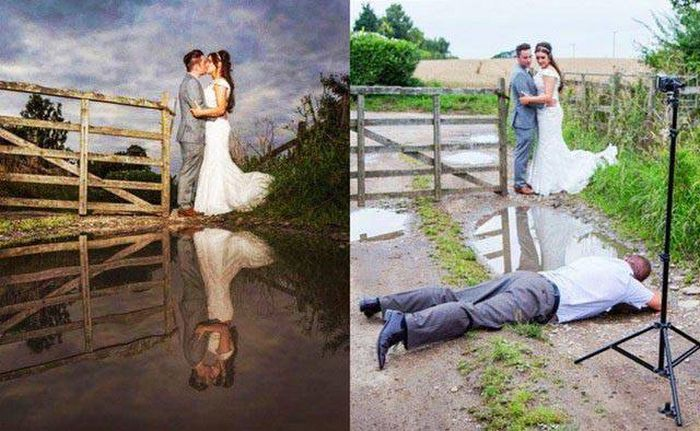 Angles Are Extremely Important When Taking Photos (41 pics)