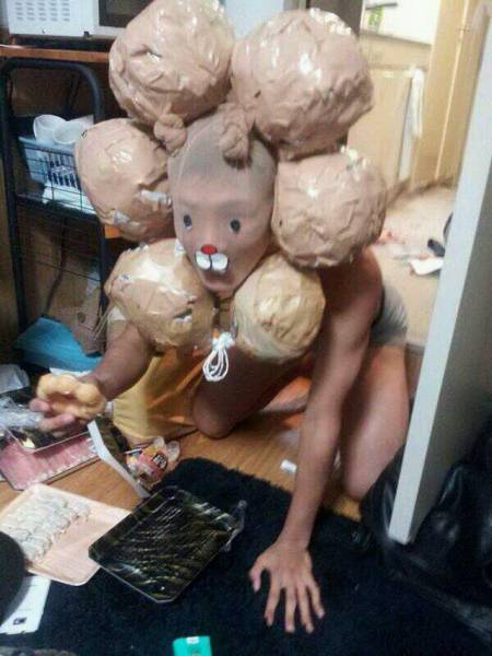 There Is Something Seriously Wrong With These Weird People (43 pics)