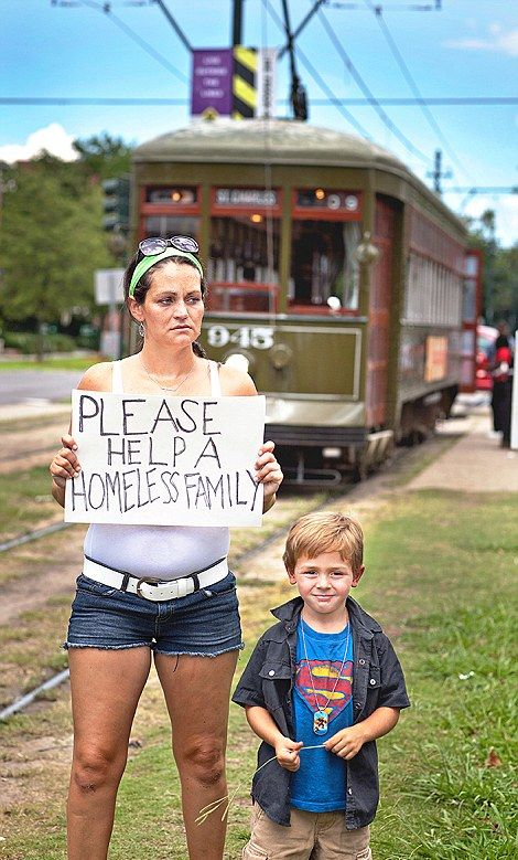 Inside The Places That America's Homeless Call Home (20 pics)