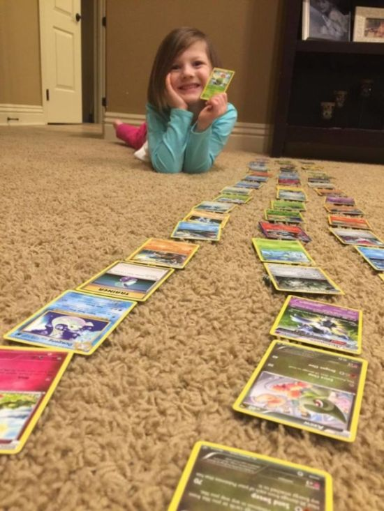 Six Year Old Spends $250 On Amazon While Her Mom Is Sleeping (4 pics)