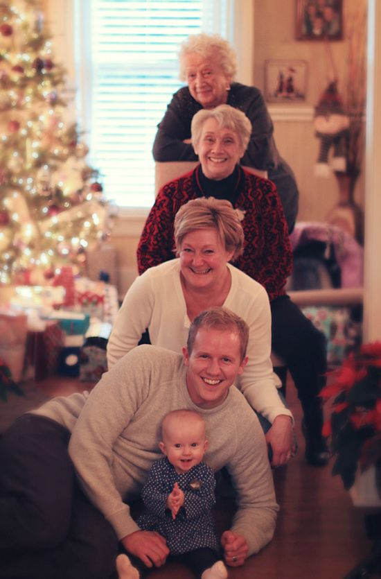 Family Portraits That Will Warm Your Heart (35 pics)