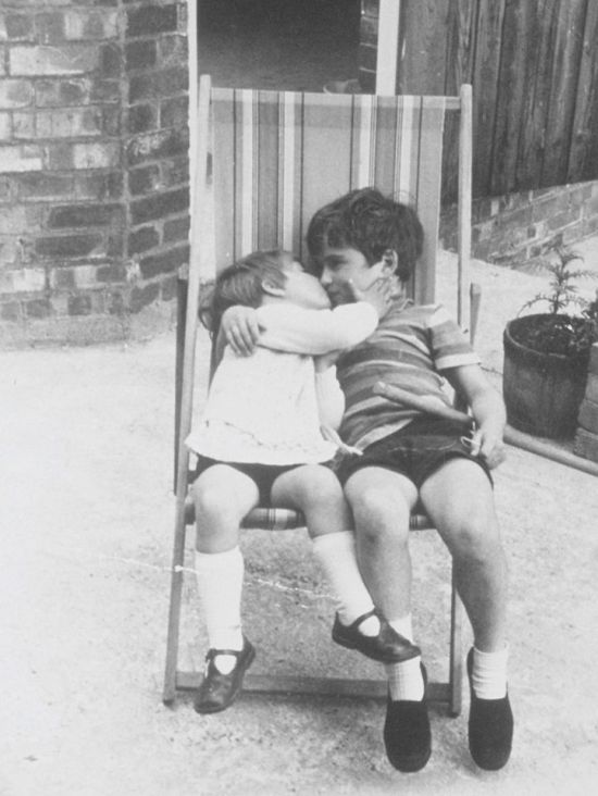 Childhood Photos Of George Michael Show The Pop Icon's Early Days (8 pics)