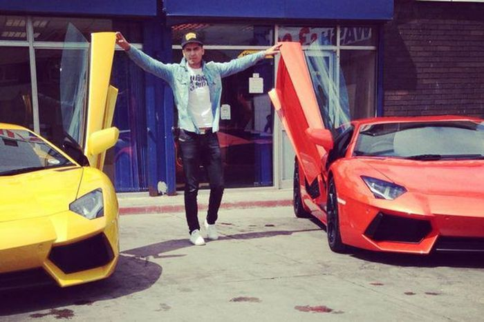 Rich Kid From Instagram Cheats Death After Brutal Car Crash On Christmas (11 pics)