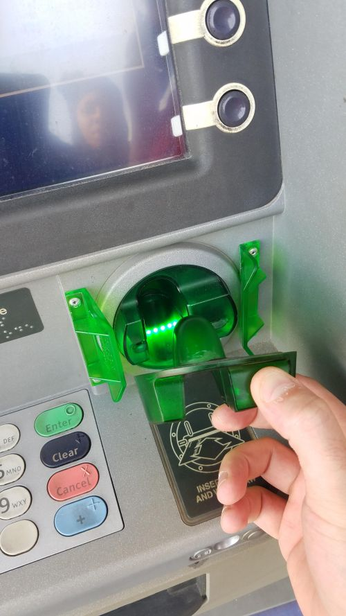 Unsecure ATM Discovered In Houston (8 pics)
