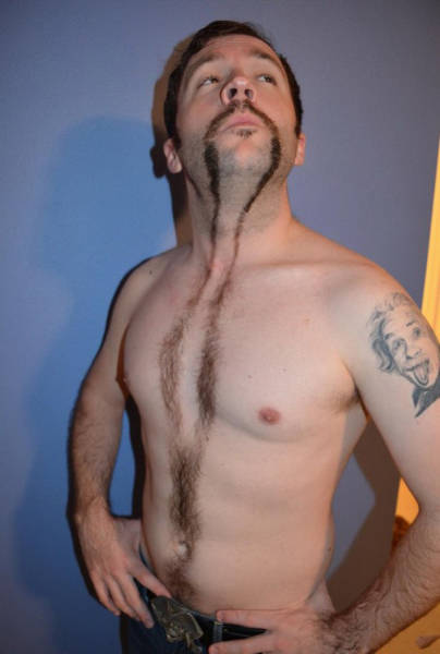 Beards Are Only For The Manliest Of Men (40 pics)