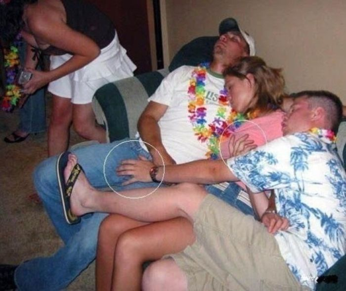 Extremely Embarrassing Moments Captured On Camera (20 pics)