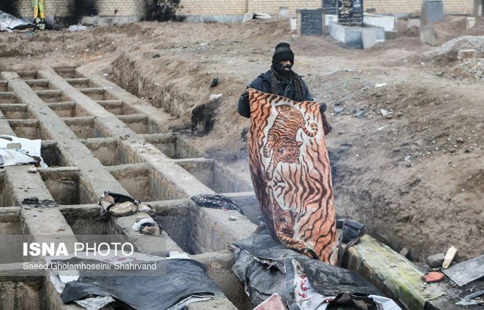 An Uncomfortable Look At Iran's Homeless (10 pics)