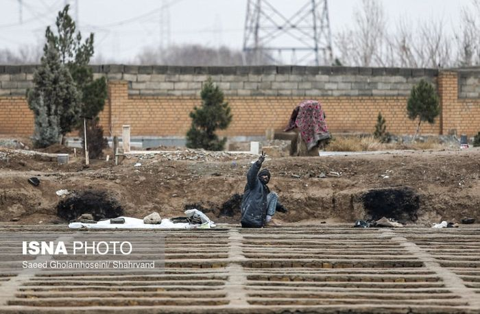 An Uncomfortable Look At Iran's Homeless (10 pics)