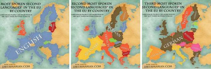 European Country Comparisons That Reveal Interesting Info About Europe (27 pics)