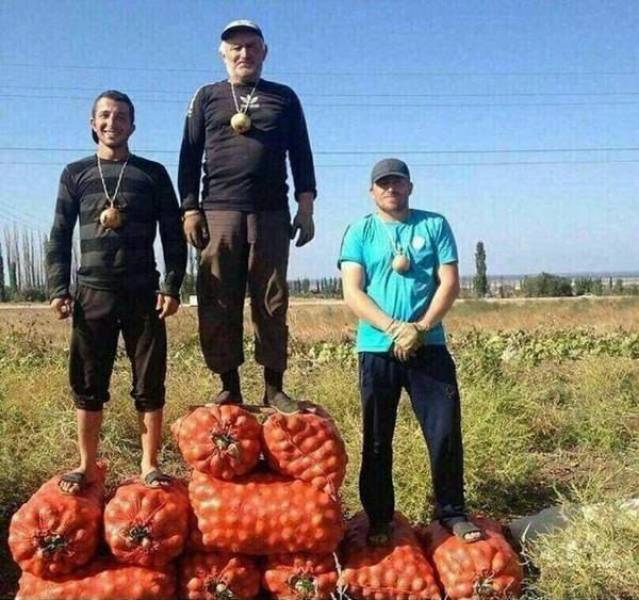Russians Are Without A Doubt An Entirely Different Breed From The Rest of Us (40 pics)