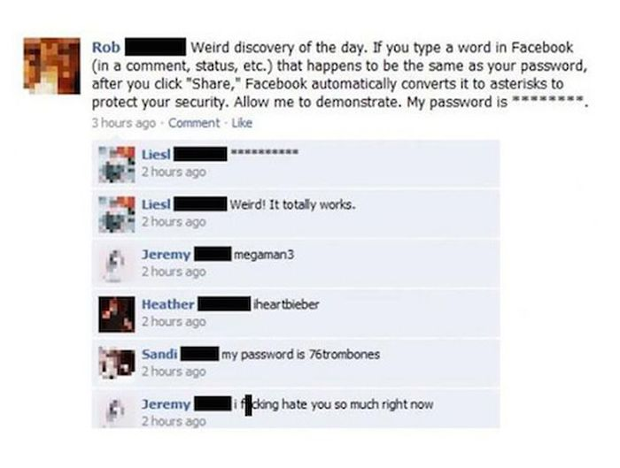 The Dumbest Facebook Posts From The Year 2016 (28 pics)