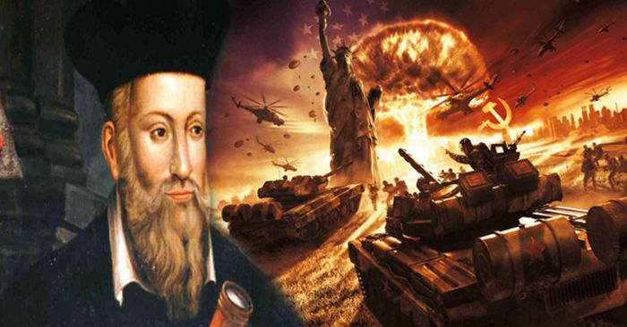 Terrifying Predictions About 2017 By Nostradamus (5 pics)