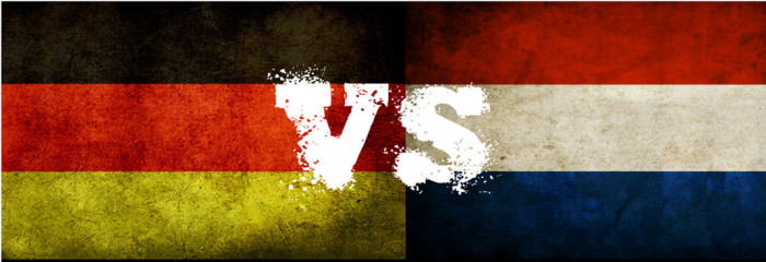 Side By Side Comparisons Of Germany And The Netherlands (20 pics)