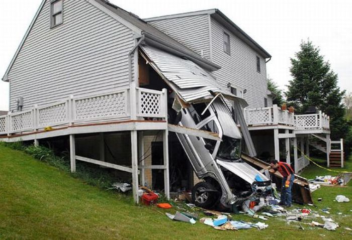 The Worst Driving Fails You're Ever Going To See (29 pics)