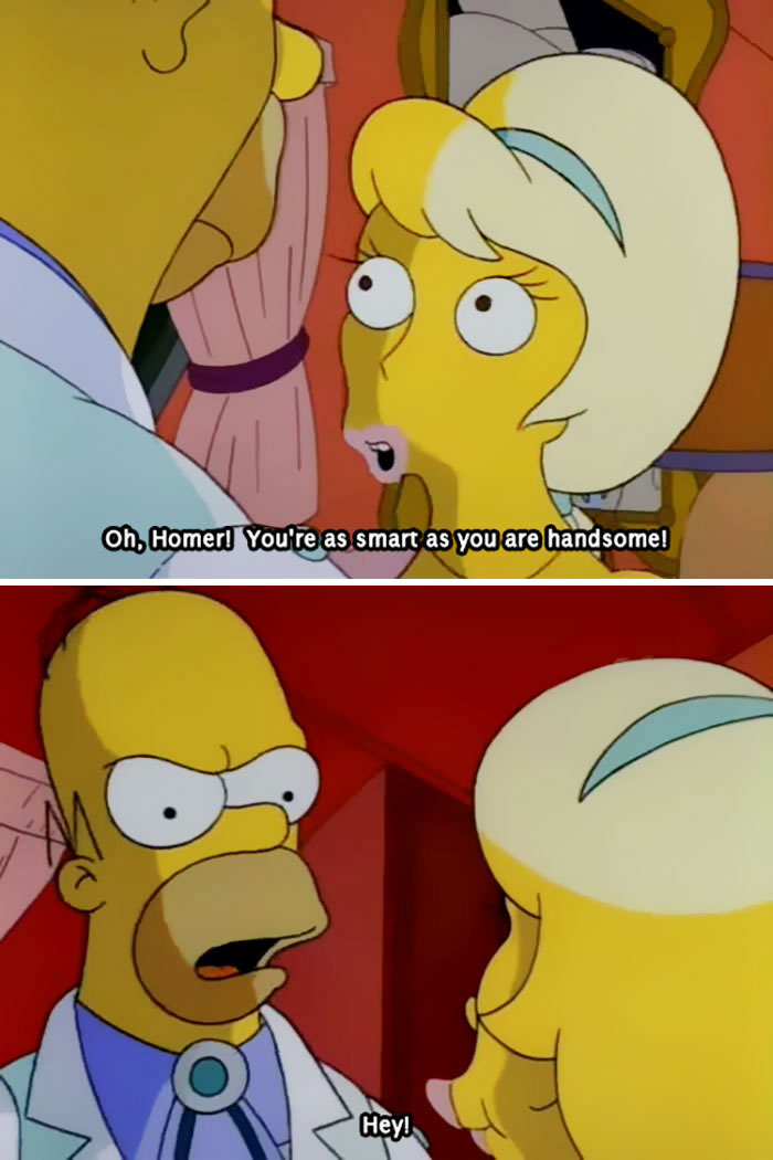 Hilarious Simpsons Jokes That Are Impossible Not To Laugh At (20 pics)