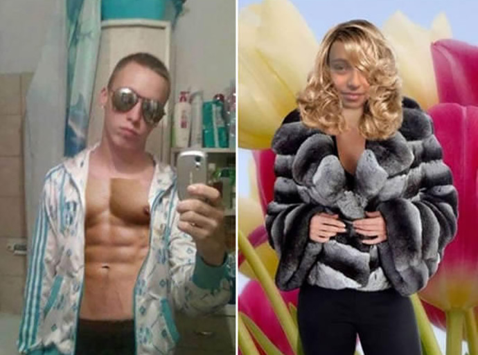Profile Pictures From Russian Social Networks That Will Make You Cringe (24 pics)