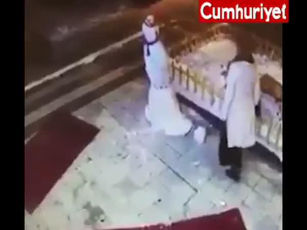 Woman Vs Snowman