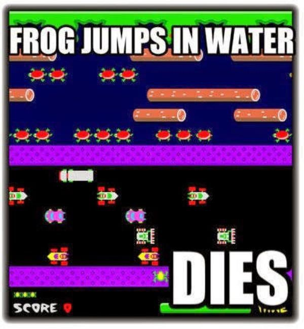 Video Game Logic Is Always Good For A Laugh (18 pics)