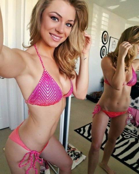 Sexy Babes Who Were Sent From Bikini Heaven (60 pics)