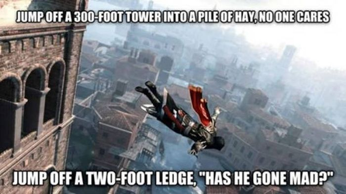 Fun Photos For All The Geeks And Gamers Out There (79 pics)